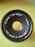 Riconar 1:2,2 55mm, фото №7