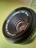 Riconar 1:2,2 55mm, фото №8