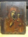Икона Пр.Богородицы (10.5х13), фото №2