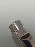 Срібна колекційна ручка Швейцарської фірми CARAN d' ACHE, фото №7