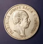 5 марок 1908 р. Саксонія. Фрідріх Август, фото №3