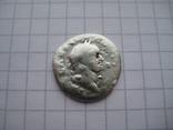 Денарий, Веспасиан, фото №5