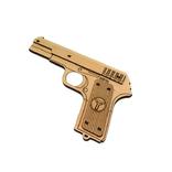 Сувенирный деревянный пистолет ТТ, фото №2