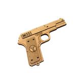 Сувенирный деревянный пистолет ТТ, фото №3