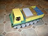 Игрушка электромеханическая для творчества Тягач, фото №3