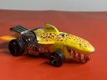 Hot wheels 1986 - Vintage Rare Tiger Shark Car, фото №2