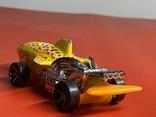 Hot wheels 1986 - Vintage Rare Tiger Shark Car, фото №4
