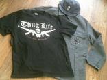 Комплект West- Germany - (куртка ,футболка,кеппи) разм.М, фото №4