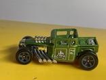 Hot wheels BONE SHAKER, фото №5