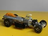 Mattel 1994 Hot Wheels Metallic Dragster, фото №2