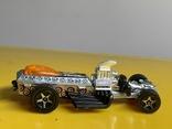 Mattel 1994 Hot Wheels Metallic Dragster, фото №3