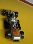 Mattel 1994 Hot Wheels Metallic Dragster, фото №6