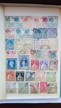 414 шт Королевские територии, марки с 1899 года-1960год, фото №6