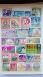 414 шт Королевские територии, марки с 1899 года-1960год, фото №9