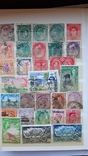 414 шт Королевские територии, марки с 1899 года-1960год, фото №11