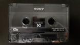 Касета Sony CDix 50, фото №5