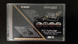 Касета BASF Chrome Super II 90 (Release year: 1991), фото №3