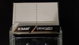Касета BASF Chrome Super II 90 (Release year: 1991), фото №4