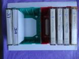 Студийные кассеты с кассетницей, фото №10