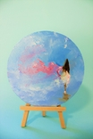Твоя картина маслом на рабочем столе Девушка, фото №2