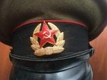 Фуражка армії СРСР, фото №5