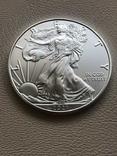 Новинка США один доллар 2021 год 20 штук в роле, фото №4