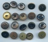 Пуговицы разные, фото №3