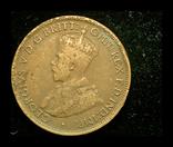 Австралия 1/2 пенни 1911, фото №3