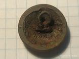 Пуговица якоря Бухь, фото №5