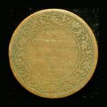 Британская Индия 1/4 анны 1878, фото №3