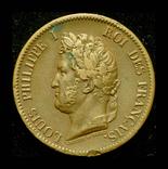 Французкая Мартиника 5 сентим 1843, фото №2