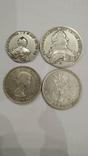 Копии иностранных монет 4шт. (4), фото №2
