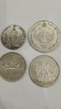 Копии иностранных монет 4шт. (4), фото №3