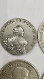 Копии иностранных монет 4шт. (4), фото №4