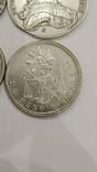 Копии иностранных монет 4шт. (4), фото №7