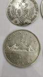 Копии иностранных монет 4шт. (4), фото №11