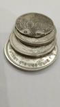 Копии иностранных монет 4шт. (4), фото №12