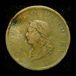 Ирландия пенни 1834, фото №2