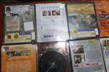 Диски с фильмами, с музыкой, игра, аудиокассеты, фото №7
