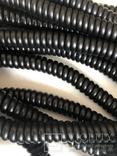 Спиральный провод для наушников, фото №2