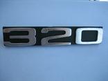 Эмблема на радиаторную решетку BMW 320 (E21), фото №2