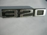 Эмблема на радиаторную решетку BMW 320 (E21), фото №10