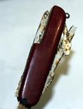 Нож времен СССР и швейцарский (на реставрацию-доноры), фото №7