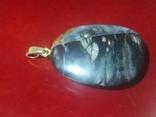Кулон серебро натуральний камінь, фото №3