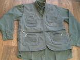Комплект охотника - (жилетка ,рубашка ,кепи), фото №8