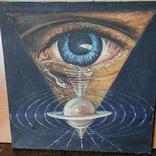 Картина Глаз, фото №2
