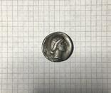 Херсонес 3-4 век Драхма. Копия., фото №3