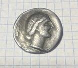 Херсонес 3-4 век Драхма. Копия., фото №10