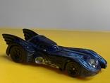 Hot Wheels DC Comics Bat mobile., фото №2
