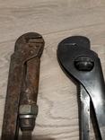 Трубный ключ 2шт., фото №5